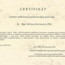 psychoterapeut Praha 4